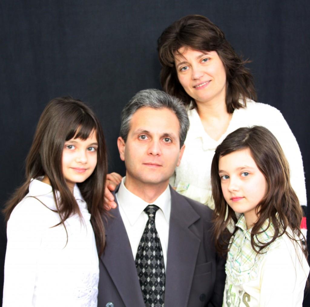 Familia pastorului